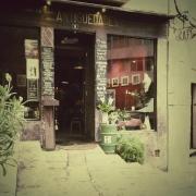Antiquari, lloc de la Conversa